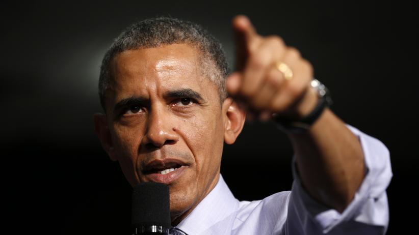 """""""Islamischer Staat"""": Obama bittet Kongress um Vollmachten im Anti-Terror-Kampf"""