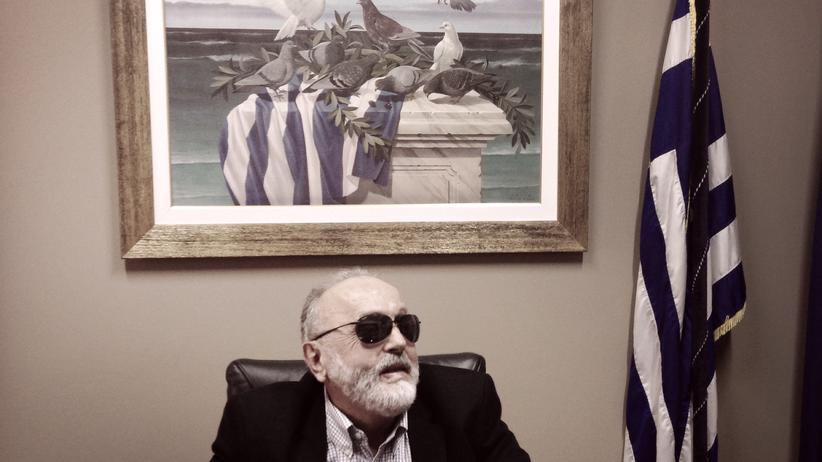 """Griechischer Gesundheitsminister: """"Meine Ernennung ist eine Wiedergutmachung"""""""