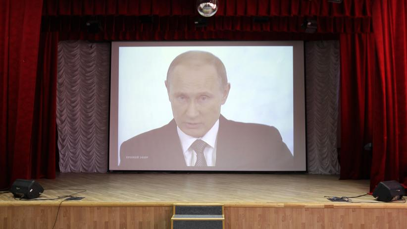 Ukraine-Krieg: Politik, Ukraine-Krieg, Minsk, Wladimir Putin, Angela Merkel, Petro Poroschenko, Russland, Ukraine, Kiew