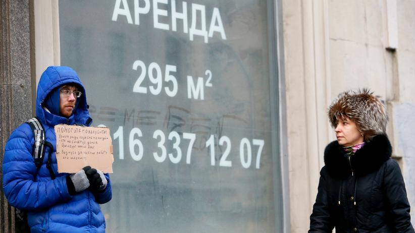 Russland: Moskau zurück in den mageren Neunzigern