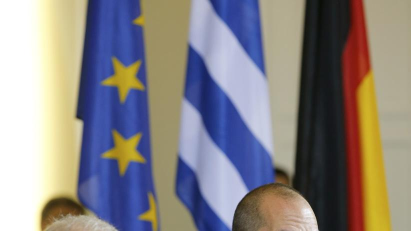 Yanis Varoufakis: Schäuble verweigert Griechenland den Schuldenschnitt