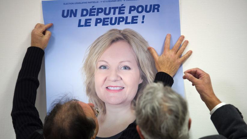 Sophie Montel Wahl Frankreich