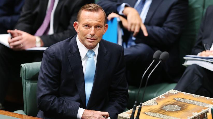 Tony Abbott: Premierminister auf Abruf