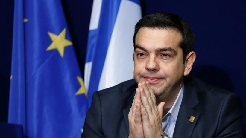 Tsipras Griechenland Hilfsprogramm