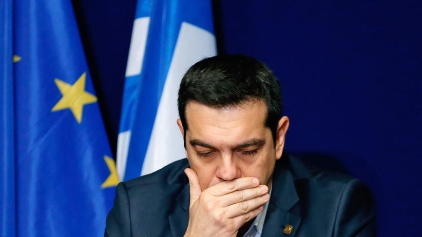 """Griechenland: Bundesregierung nennt griechischen Antrag """"Trojanisches Pferd"""""""
