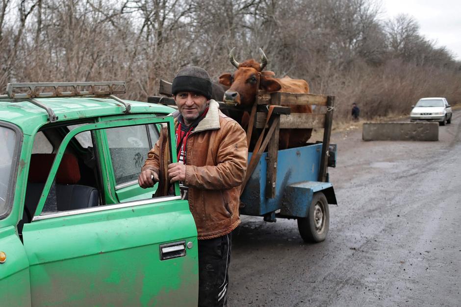 Leben Im Zelt Ohne Heizung Und Fließendes Wasser : Ukraine krieg eingekesselt in debalzewe zeit online