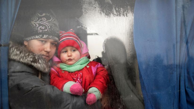 Ukraine: Bürger in Debalzewe dürfen fliehen