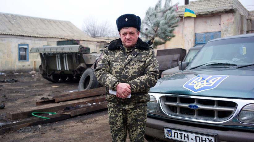 Ukraine: Hinter der Front die Verzweiflung
