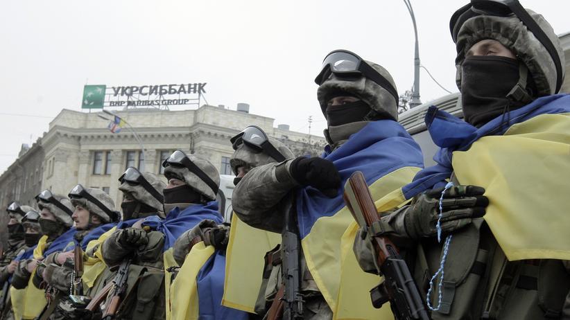 Ukraine-Konflikt: USA wollen Kiew vorerst nicht mit Waffen beliefern