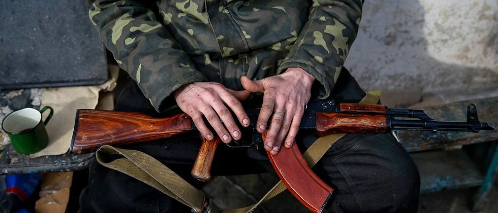 Ukraine Waffenlieferungen