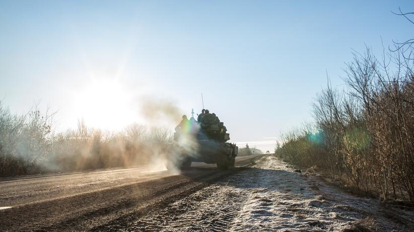 Ukraine-Krieg: Russland überwacht seinen Frieden lieber selbst