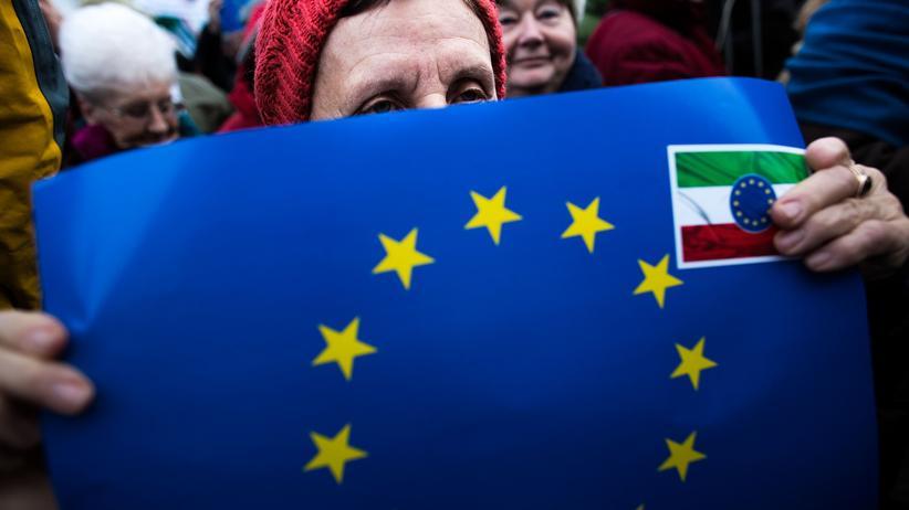 "EU-Staat Ungarn: Merkel besucht die ""nicht liberale Demokratie"""