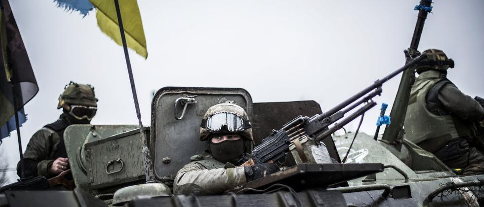 USA Waffenlieferungen Ukraine SPD