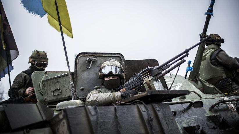 Ukraine-Krieg: Bundesregierung warnt USA vor Waffenlieferungen an Ukraine