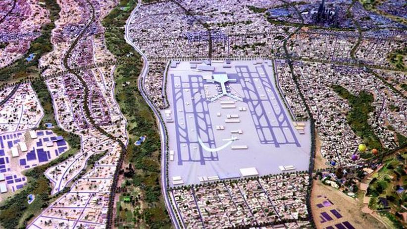 Ägypten Hauptstadt Flughafen