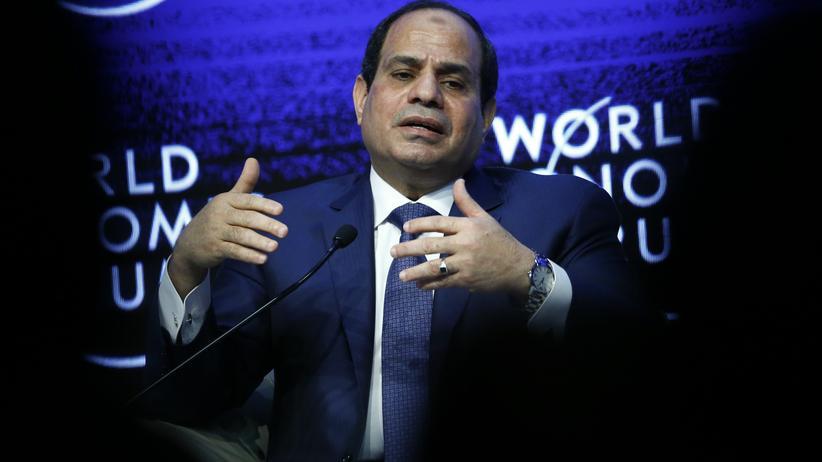 IS-Terror: Ägypten fühlt sich von USA im Stich gelassen