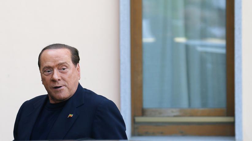 Prozess um Sexpartys: Italienische Justiz spricht Berlusconi frei