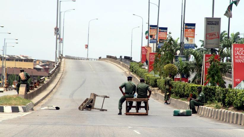 Nigeria: Sicherheitskräfte in Nigeria