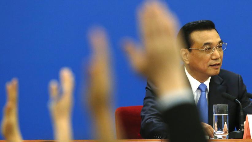 Nationaler Volkskongress: China erhöht seine Rüstungsausgaben