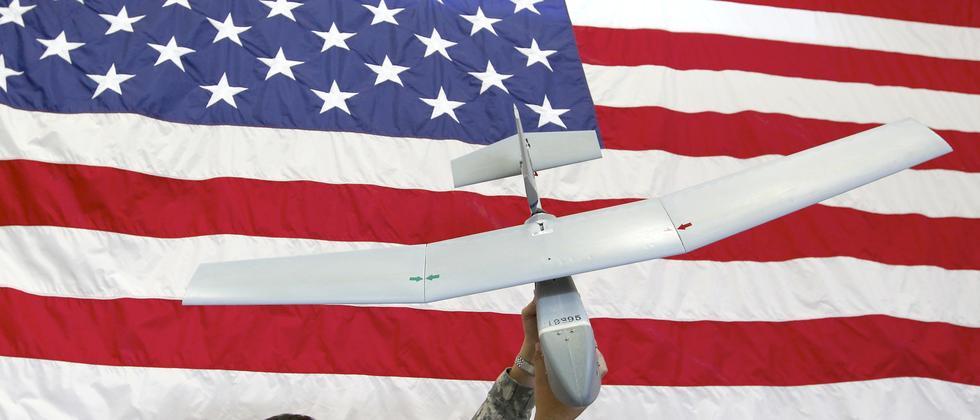 Drohne Raven USA Ukraine
