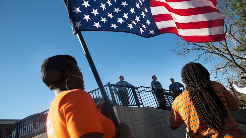 Zeitgeist: Politik, Zeitgeist, Rassismus, USA, Ferguson
