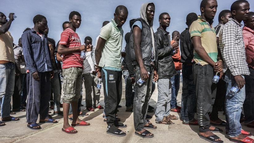 Flüchtlinge: Die Ware Mensch