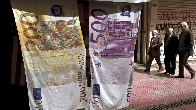 Griechenland: Tsipras erwägt den Tabubruch