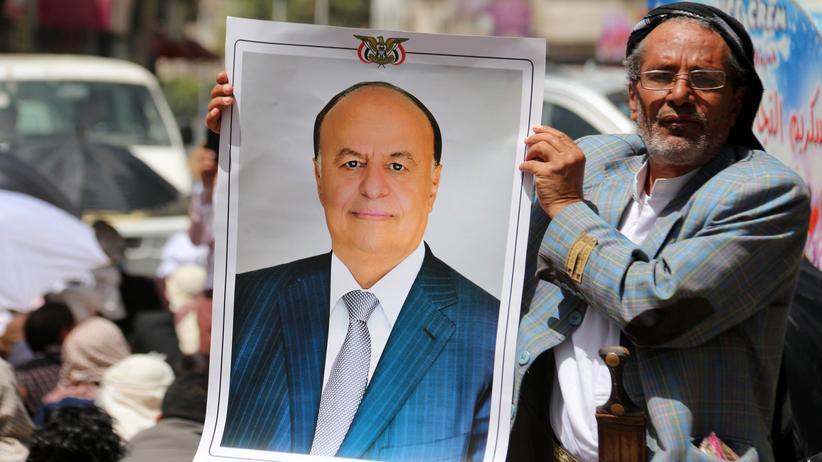 Huthi-Rebellen: Jemens Präsident Hadi auf der Flucht