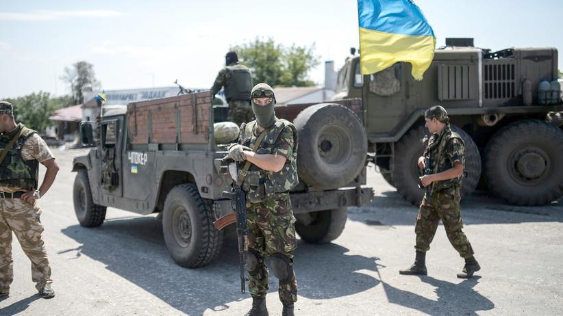 Humvee Ukraine