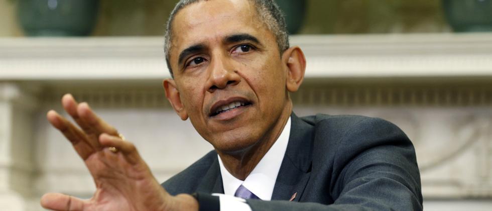 Iran Atomverhandlungen Obama