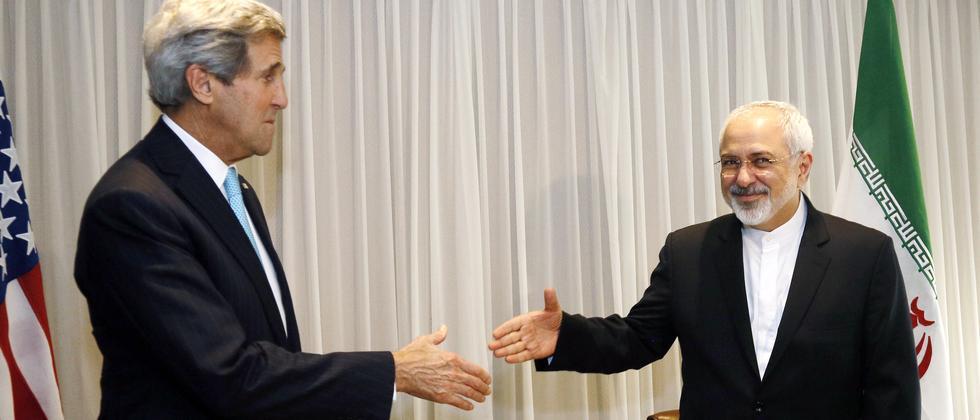 Atomverhandlungen in Genf