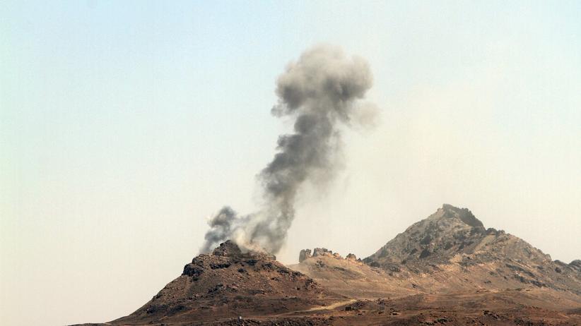 Jemen: Viele Tote bei Luftangriffen auf Flüchtlingslager