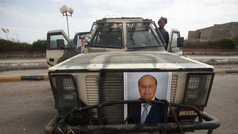 Jemen Abd Rabbo Mansur Hadi