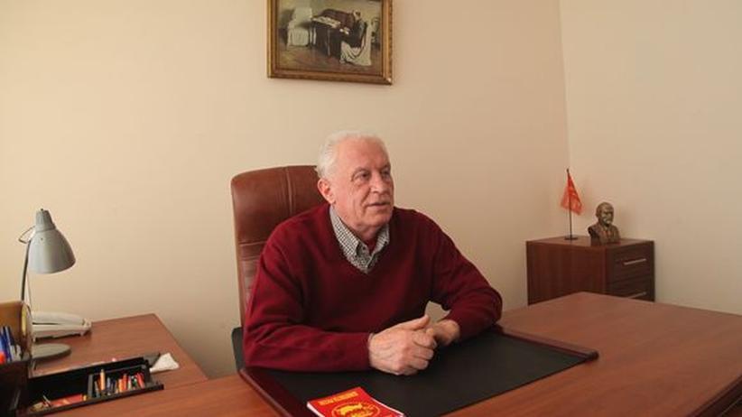 Krim-Politiker Leonid Gratsch