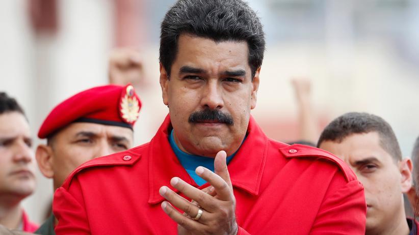 Venezuela: Maduro wirft Obama Verschwörung vor