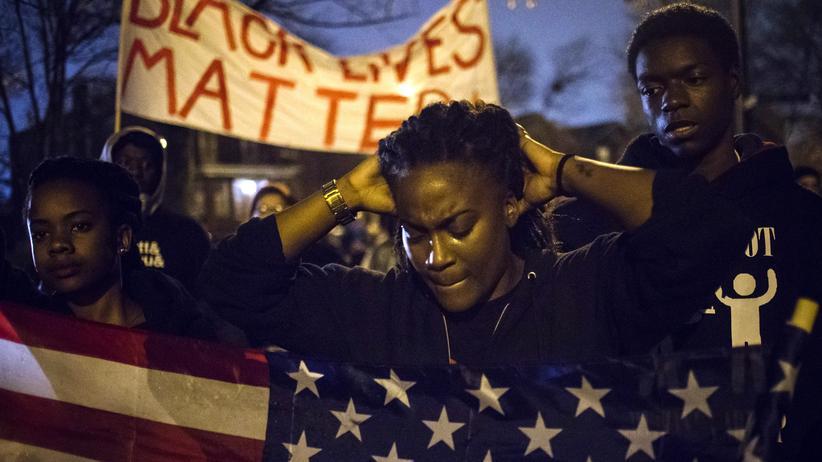 Polizei in Ferguson : Ein Hort rassistischer Stereotype