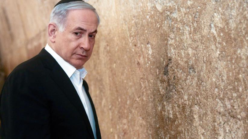 Naher Osten: Der israelische Ministerpräsident Bejamin Netanjahu.