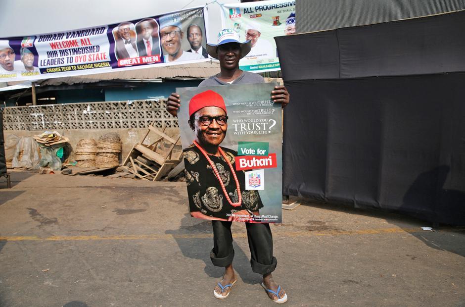 Nigeria Sicherheit