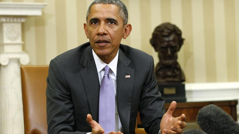 Atomabkommen mit Iran: US-Präsident Barack Obama