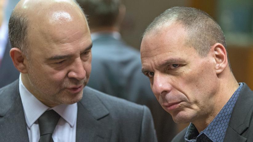 Eurozone: EU-Währungskommissar schließt Griechenland-Austritt nicht mehr aus