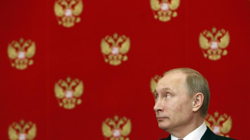 Krim-Annexion: Russlands Präsident Wladimir Putin