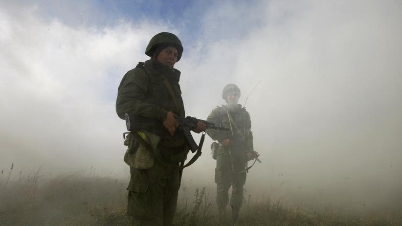 Ukraine-Krieg: Russischer Soldat beschreibt Einsatz bei Debalzewe