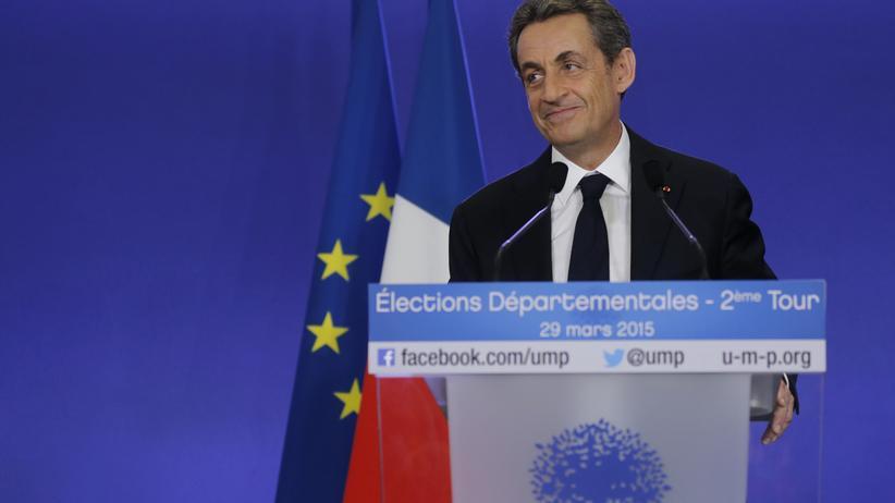 UMP Sarkozy