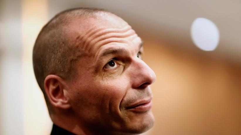 Yanis Varoufakis: Griechenlands Finanzminister Yanis Varoufakis
