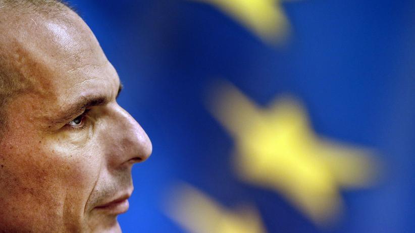 Varoufakis Griechenland