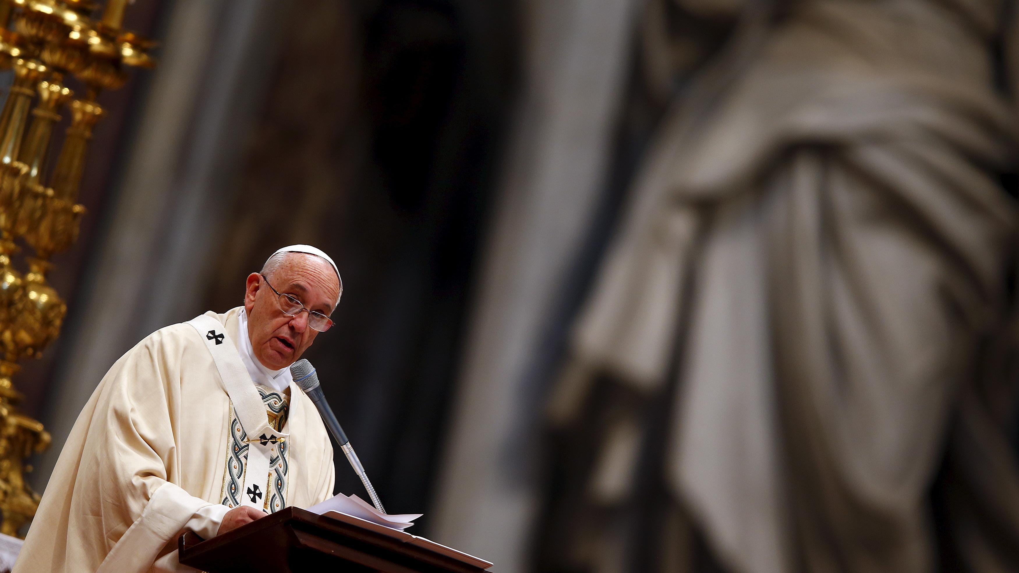 Papst nennt Massaker an Armeniern Völkermord