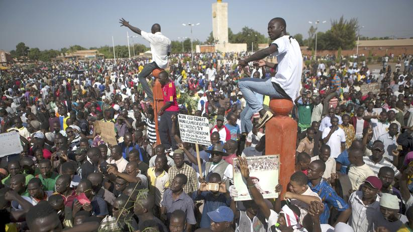 Politik, Burkina Faso, Blaise Compaoré, Burkina Faso, Afrika