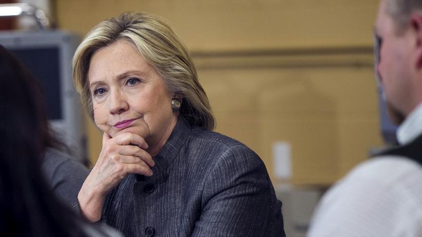 US-Vorwahlkampf: Hillary Clintons reiche Freunde