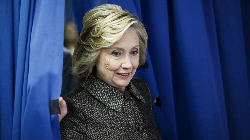 Hillary Clinton: Die Unvermeidliche