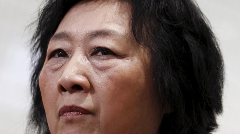 Menschenrechte: Die chinesische Journalistin Gao Yu